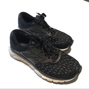 Brooks Glycerin black sneakers